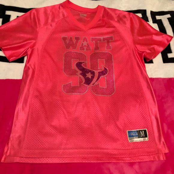 hot sale online 726c2 aa03b New neon pink JJ WATT jersey